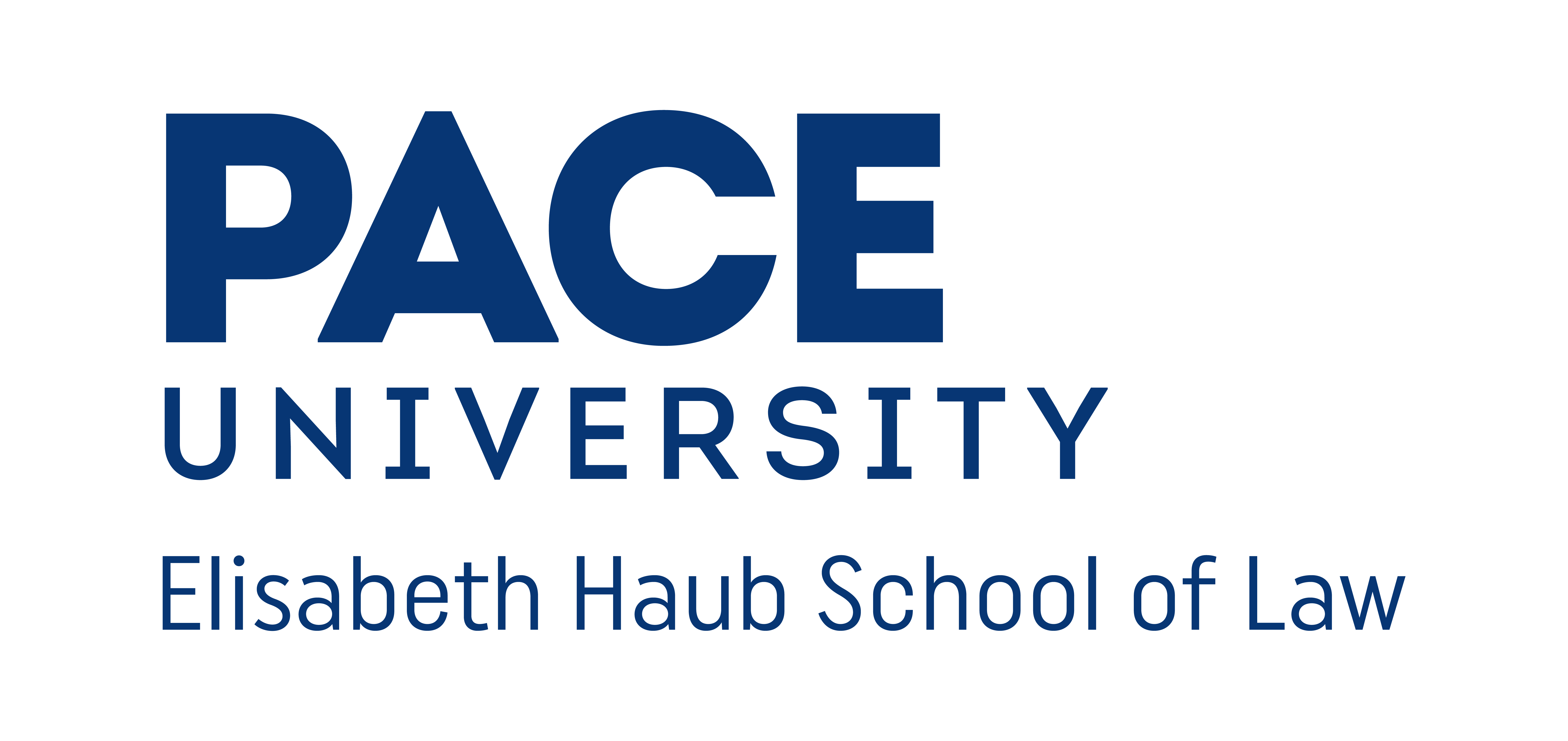 Elisabeth Haub School of Law Logo